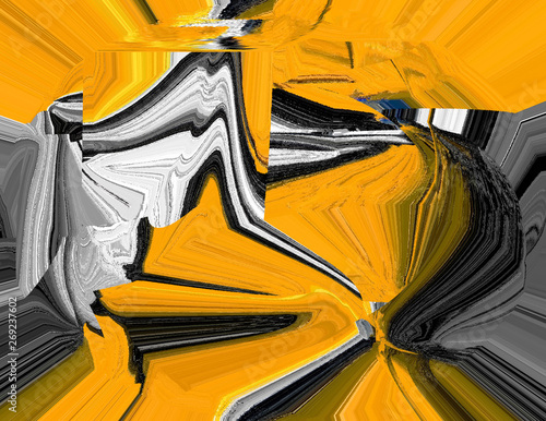 Abstract design and elements of art Wallpaper Mural