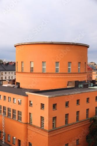 Fotografia  Library in Stockholm