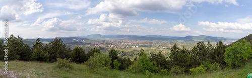 Fotografie, Obraz Nagy-Zsiros mountain in the Pilis