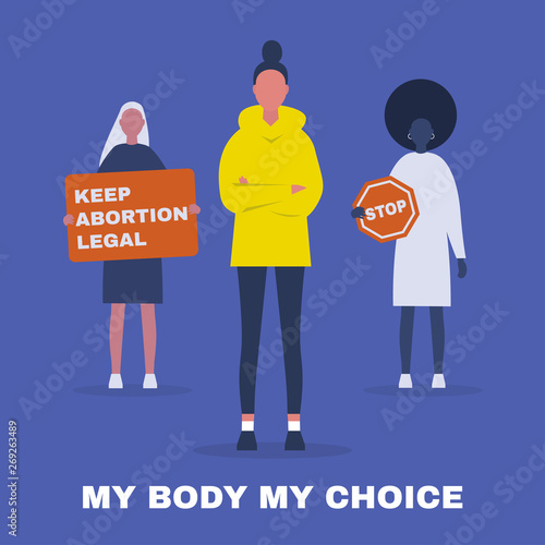 Photo My body My choice