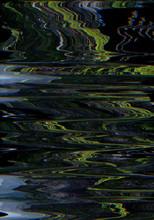 Video Glitch Digital Noise Distortion Background