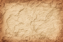 Texture Of Brown Slate Stone Background