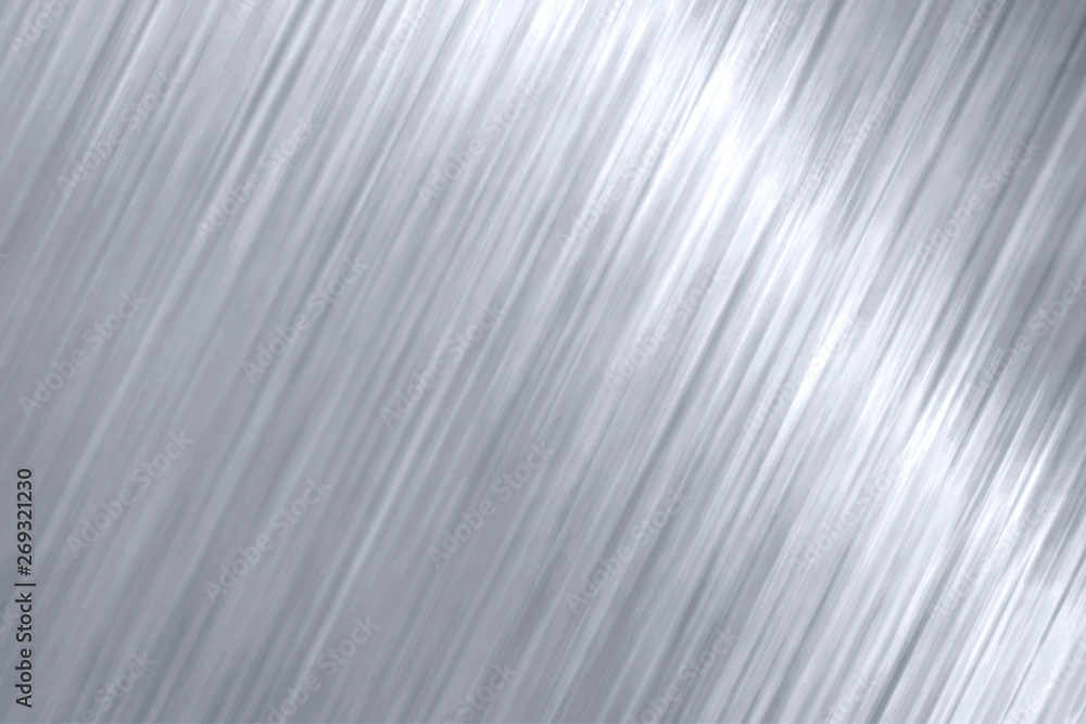 Fototapety, obrazy: Shiny metallic background
