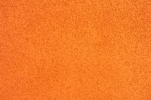 Orange Cement Concrete Abstrac...