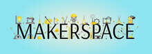 Makerspace Education Banner