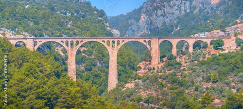 Photo Varda railway bridge - Adana, Turkey