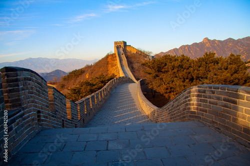 Recess Fitting Great Wall The Great Wall of China - image