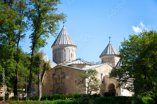 Vászonkép  Ancient Haghartsin monastery.  Armenia
