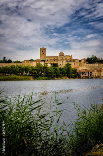 Zamora, Spain, is the city with the highest concentration of Romanesque art and architecture in Europe