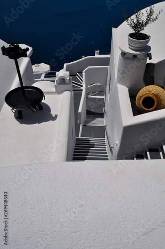 Fototapety, obrazy: Santorini Greece