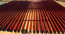 Metal Steel And Aluminium Pipe Heap In The Cargo Warehouse For Transportation And Logistics To The Manufacturing Factory