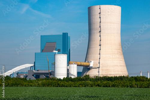 Photo Kraftwerk Datteln an der Lippe, Streit um Inbetriebnahme
