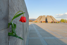 Armenian Genocide Memorial Monument, In Yerevan