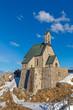 Kleine Kapelle auf dem Gipfel des Wendelstein