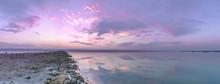 Panoramic View Of The Salt Lak...
