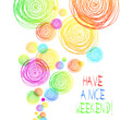 Handwriting text Have A Nice Weekend. Conceptual photo wishing someone that something nice happen holiday