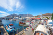 canvas print picture - V&A Waterfront, Cape Town