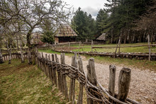 Rural Traditional Houses From ...