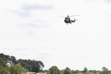 Military French Helicopter In ...