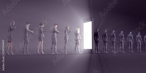 Valokuva Technological Zombies