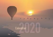 Calendrier 2020 Prêt à Impri...