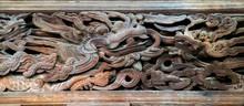 Dragon Decorative Background