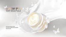 Natural Cosmetics Realistic Ve...