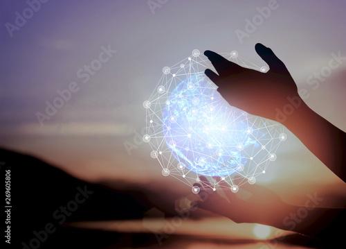 Fotografia future of the world