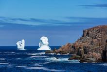 An Iceberg Along The Newfoundl...