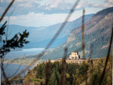 Vista House at Columbia River Gorge