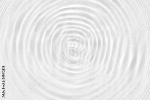 Foto op Plexiglas Stenen in het Zand 水 波紋 白 夏 テクスチャ 背景