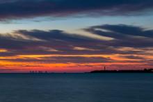 Sunrise On San Carlos Bay, Flo...