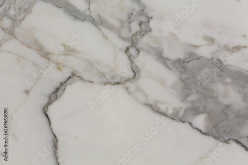 Crédence de cuisine en verre imprimé Marbre Superlative white marble texture for home projects.