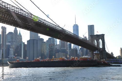 Fototapety, obrazy: pont de brooklyn New york