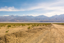 Scenic Landscape With Panamint...