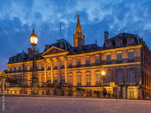 Palais des Rohan in Strasbourg Tapéta, Fotótapéta