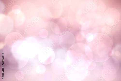 Photo  Abstract pink illustration