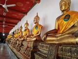 Wat Pho, Świątynia Leżącego Buddy, Bangkok, Tajlandia