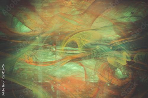 Fényképezés  Emulsion mit Ölfarbe