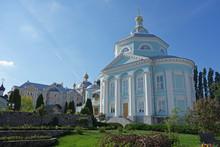 St. Alexy Cathedral In Alekseevo-Akatov Monastery. Voronezh, Voronezh Region, Russia