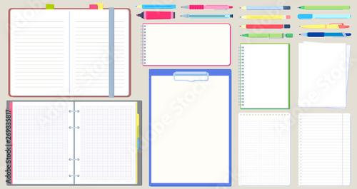 Fotografie, Obraz  Notebook diary