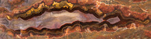 Colorful Agate. Natural Textur...