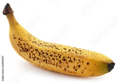 Obraz na plátně Spotted banana