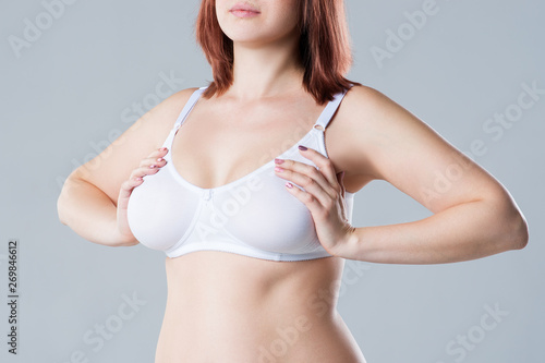 woman with the biggest natural breasts