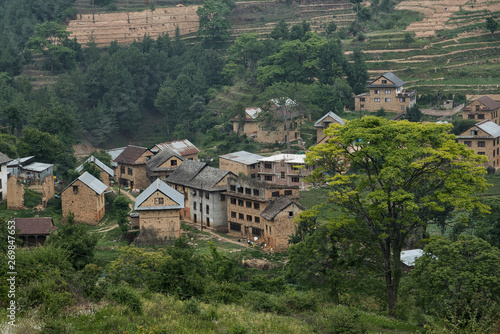 Village in the Valley