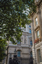 The Corner At Downing Street A...