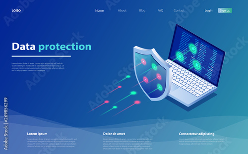 Canvastavla Data protection concept