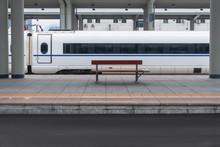 Nobody's Train Station Platform