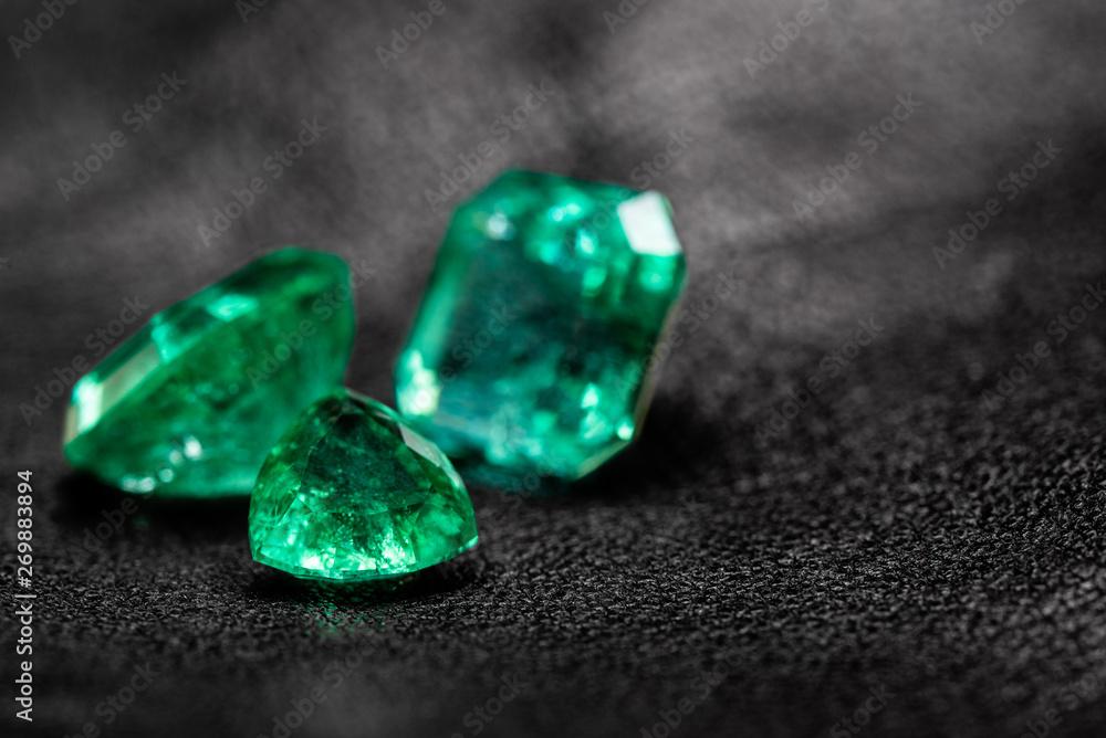 Fototapety, obrazy: Emeralds