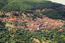 Village Located In The Highlan...